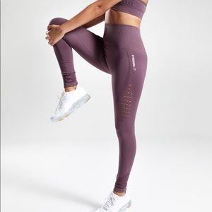 GymShark ENERGY+ SEAMLESS LEGGINGS Purple